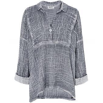 Crea Concept Oversized Cotton Shirt