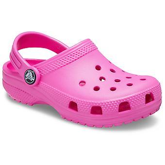 Crocs Girls Classic Slip On Croslite Zuecos
