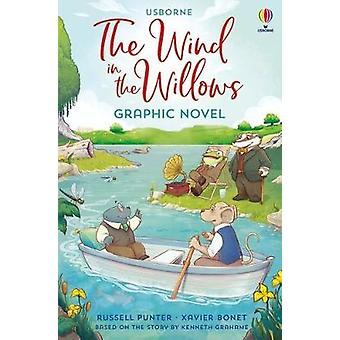 The Wind in the Willows Graphic Novel Graphic Novels Usborne Graphic Novels
