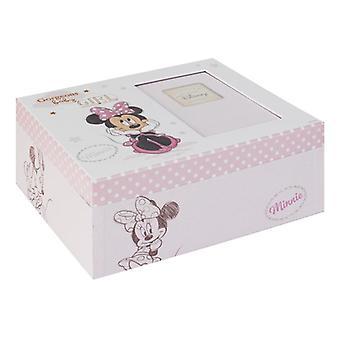 Disney magic beginnings keepsake box minnie mouse