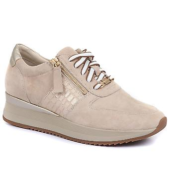 Regarde Le Ciel Womens Ray-01 Wedge Trainers