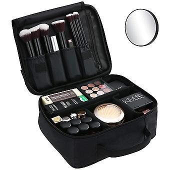 esonmus Make up Tasche Professionelle groe, wasserdicht, abnehmbarer Make-up-Organizer, tragbare