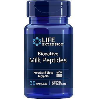 Lebensdauer Verlängerung Bioaktive Milch Peptide Caps 30