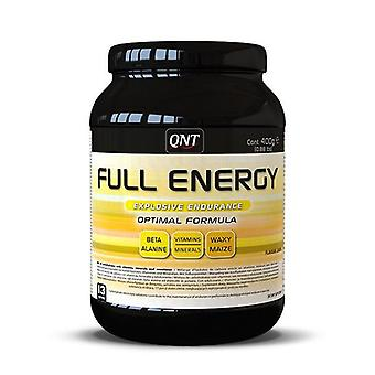 QNT Full Energy Explosive Endurance & Recovery Workout Powder (Lemon) - 400g