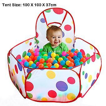 Play Tent Baby Ball Pool