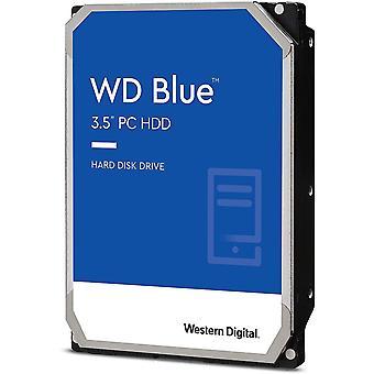 HanFei WD WD20EZAZ Festplatte (2 TB, 5400 U/min, SATA, 6 GB/s, 256 MB Cache, 8,9 cm (3,5 Zoll), Blau