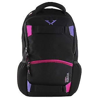 Target VIPER URBAN Backpack Casual, 46 cm, 20 liters, Black (BLACK/FUCHSIA/VIOLET)