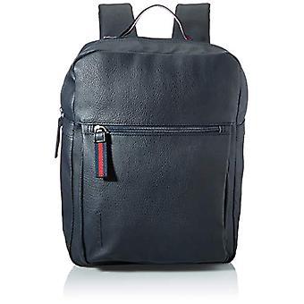 Tom Tailor Warren, Men's Backpack, Dark Blue, Large