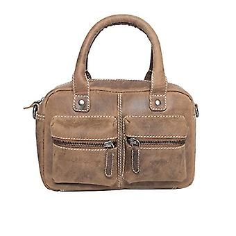 Arrigo Unisex 66048b Westernbag, S, (cognac), Small