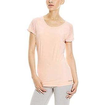 Bench Mesh Panel Tee - Naisten t-paita, T-paita, BLGF0192, Coral Pink Marl, M
