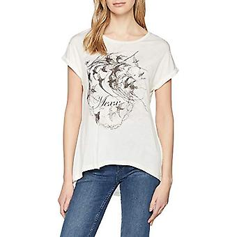 Mexx, Women's T-shirt, White (Marshmallow 114300), X-Small
