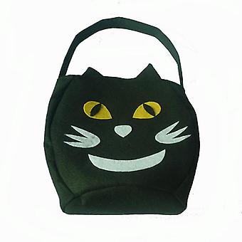 Halloween Candy Bag Candy Box Black Color