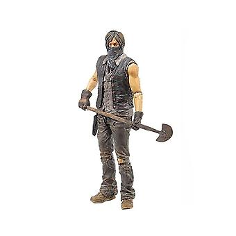 Daryl Dixon Grave Digger Poseable Figure from The Walking Dead