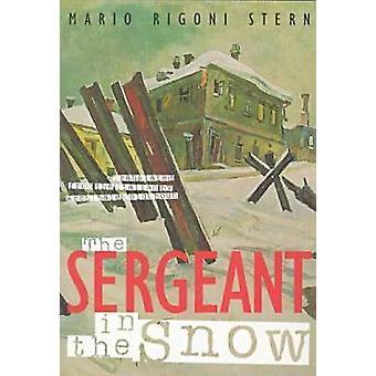 Le sergent dans la neige