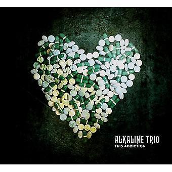 Alkaline Trio - This Addiction [CD] USA import