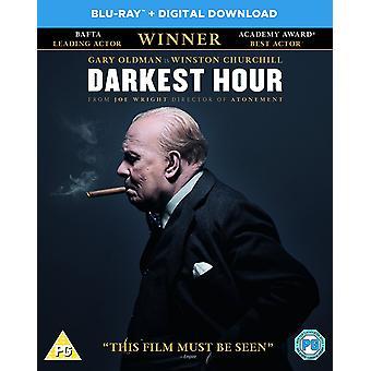 Darkest Hour Blu-Ray DVD