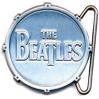 The Beatles - Spona na kovový buben