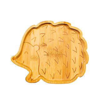 Sass &Belle Bamboo Hedgehog Plate