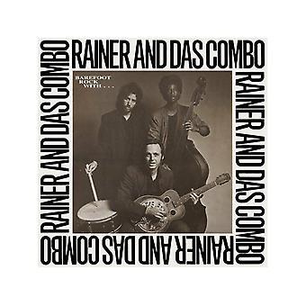 Rainer and Das Combo - Barfota rock med rainer och das combo CD