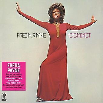 Freda Payne - Contact Vinyl
