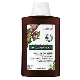 Klorane Quinine B6 schampo 200ml