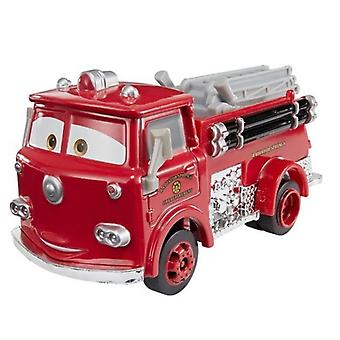 Racing Cars 3 Alloy Car Toy Red Fire Truck Toy Car