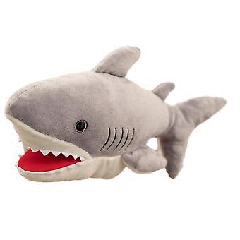 Nuket, lelut, muhkeat käsinukkeja Marine Life Vanhempi Lapsi Interaktiiviset pelit Rekvisiitta Shark Puppets