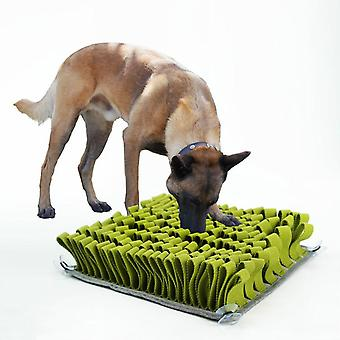 Pet musca-rezistente lent alimente jucărie câini de formare miros tampoane anti-sufocare gratuit de energie comoara de vânătoare pătură