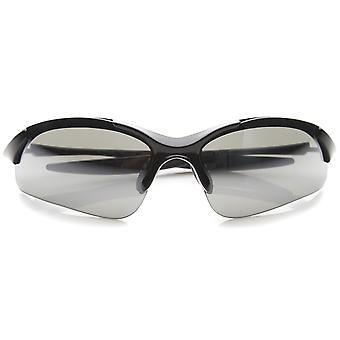 Sport zonnebril met UV400 beschermde composiet lens