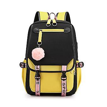 YANGFAN Rucksack für Mädchen Kinder Büchertasche Laptoptasche