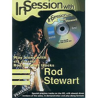 In Session with Rod Stewart (GTAB/CD)