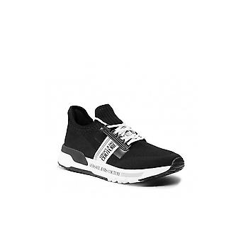 Versace Jeans Couture Black/white Runner Trainer