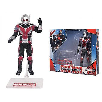 The Avengers! Marvel! Ant Man Movable Toy Doll, 17cm, Children's Toys, Holiday Gifts, Men's Collection