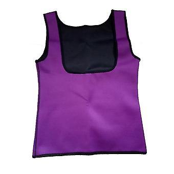 Women Fitness Shapers- Sleeveless Neoprene Sports Training Vests