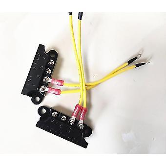 Electronics component connectors 10f 2fb2 motor brake rectifier module