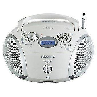 Radios cd9959 radio- white