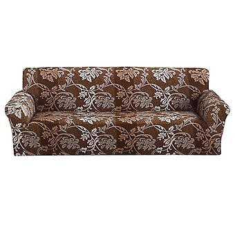 1/2/3/4 Places Floral Elastic Sofa Covers Housse de housse Protecteur