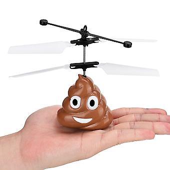 Caraele赤外線誘導リモートコントロール誘導ミニ航空機おもちゃ