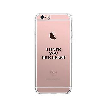Ik haat u het minste geval telefoon