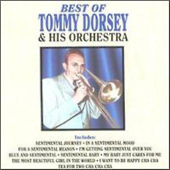 Tommy Dorsey & His Orchestra - Best of Tommy Dorsey & Orchest [CD] USA import