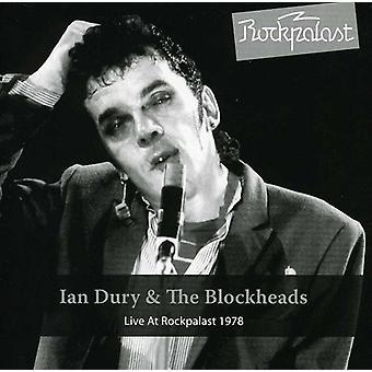 Ian Dury & the Blockheads - Live at Rockpalast 1978 importation USA [CD]