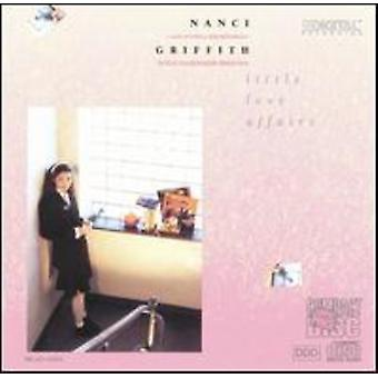 Nanci Griffith - Little Love Affairs [CD] USA import