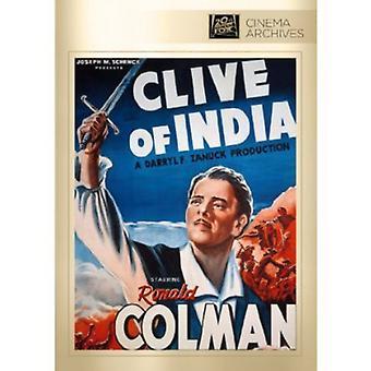 Clive van India [DVD] USA importeren