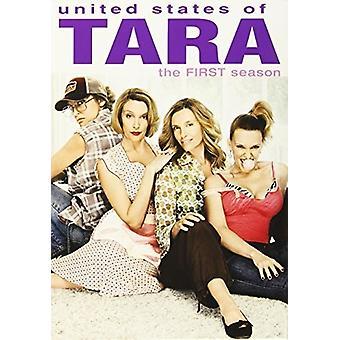 Forenede Stater Tara: Ssn 1 [DVD] USA importerer