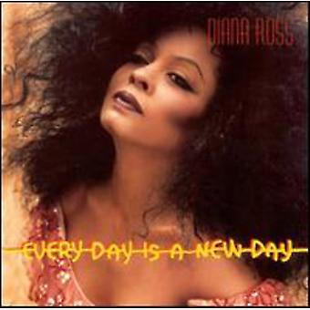 Diana Ross - Every Day Is a New Day [CD] USA import