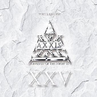 Axxis - Royaume de la nuit II (White Edition) [CD] USA import