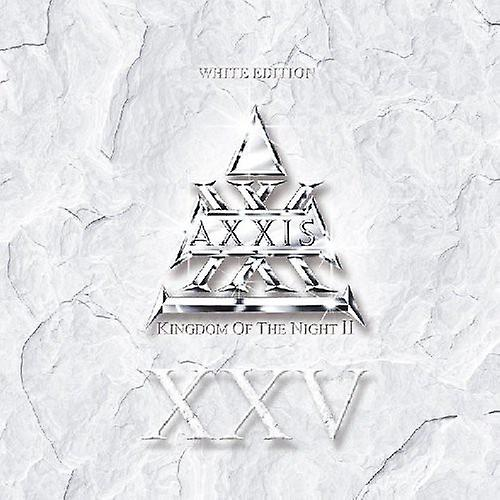SOULFOOD Axxis - kungariket av natt II (White Edition) [CD] USA import