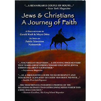 Jews & Christians a Journey of Faith [DVD] USA import