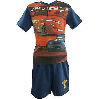 Disney Cars jungen kurze Pyjama-Set