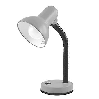 Lloytron L958SV Desk Lamp - Silver